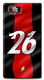 Dafoni Lenovo Vibe Z2 K�rm�z� �im�ekler K�l�f