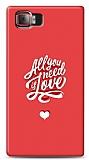 Dafoni Lenovo Vibe Z2 Need Love Kılıf