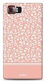 Dafoni Lenovo Vibe Z2 Pink Flower Kılıf