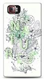 Dafoni Lenovo Vibe Z2 Pro Nature Flower Kılıf