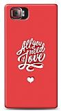 Dafoni Lenovo Vibe Z2 Pro Need Love Kılıf