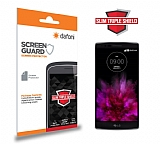 Dafoni LG G Flex 2 Slim Triple Shield Ekran Koruyucu