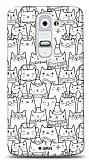 Dafoni  LG G2 Cats K�l�f