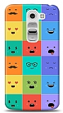 LG G2 Mini Faces Kılıf