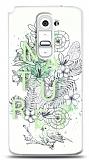 LG G2 Nature Flower Kılıf
