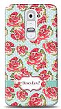 Dafoni LG G2 Roses Love K�l�f