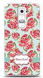 LG G2 Roses Love Kılıf