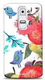 Dafoni LG G2 Water Color Kiss K�l�f