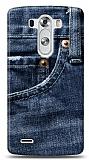 LG G3 Jean Kılıf