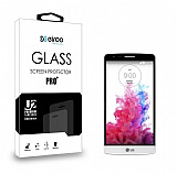 Eiroo LG G3 S / G3 Beat Tempered Glass Cam Ekran Koruyucu