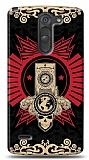 Dafoni LG G3 Stylus Skull Nation K�l�f