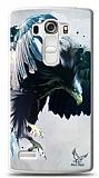 LG G4 Beat Black Eagle Kılıf