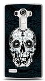 LG G4 Beat Black Skull Kılıf