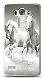 LG G4 Beat Horses Kılıf