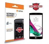 Dafoni LG G4 Beat Slim Triple Shield Ekran Koruyucu