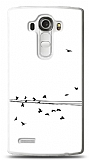 LG G4 Flying Birds Kılıf