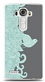LG G4 Green Bird Kılıf