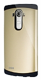 Dafoni LG G4 Slim Power Ultra Koruma Gold K�l�f