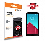 Dafoni LG G4 Slim Triple Shield Ekran Koruyucu