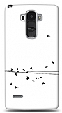LG G4 Stylus Flying Birds Kılıf