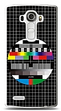 LG G4 Tv No Signal Kılıf