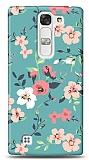 Dafoni LG G4c Çiçek Desenli 1 Kılıf