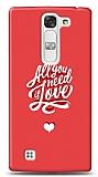 Dafoni LG G4c Need Love K�l�f