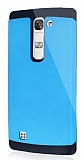 Dafoni LG G4c Slim Power Ultra Koruma Mavi Kılıf