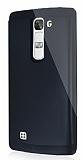 Dafoni LG G4c Slim Power Ultra Koruma Siyah Kılıf