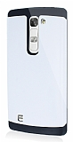 Dafoni LG G4c Slim Power Ultra Koruma Beyaz Kılıf
