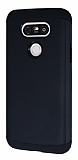 Dafoni LG G5 Slim Power Ultra Koruma Siyah Kılıf