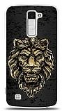 Dafoni LG K10 Gold Lion K�l�f