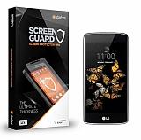 Dafoni LG K8 Tempered Glass Premium Cam Ekran Koruyucu