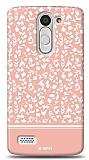 LG L Bello Pink Flower Kılıf