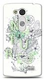 Dafoni LG L Fino Nature Flower Kılıf