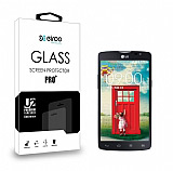 Eiroo LG L80 Tempered Glass Cam Ekran Koruyucu