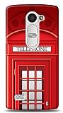 LG Leon London Phone Kılıf