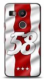 LG Nexus 5X Kırmızı 58 Kılıf