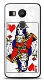 LG Nexus 5X Kraliçe Kılıf