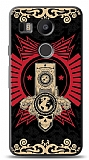 Dafoni LG Nexus 5X Skull Nation K�l�f