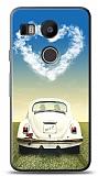LG Nexus 5X Vosvos Love Kılıf