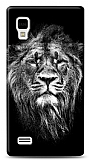Dafoni LG Optimus L9 P760 Black Lion K�l�f