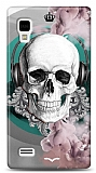 Dafoni LG Optimus L9 P760 Lovely Skull K�l�f