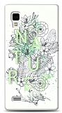 Dafoni LG Optimus L9 P760 Nature Flower K�l�f