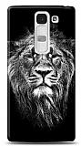 LG Spirit Black Lion Kılıf