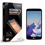 Dafoni LG Stylus 3 Tempered Glass Premium Cam Ekran Koruyucu