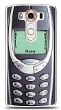 LG V10 Nostalgia Kılıf