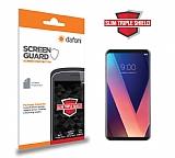 Dafoni LG V30 Slim Triple Shield Ekran Koruyucu