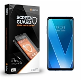 Dafoni LG V30 Tempered Glass Premium Cam Ekran Koruyucu