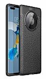 Dafoni Liquid Shield Huawei Mate 40 Pro Ultra Koruma Siyah Kılıf